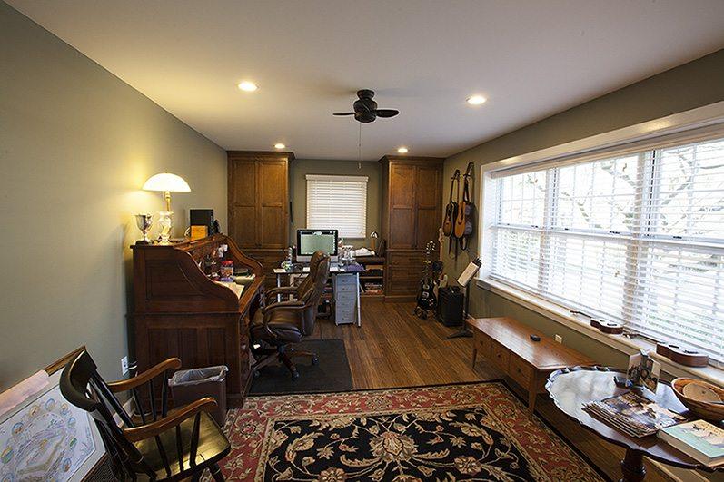 Office & Music Room